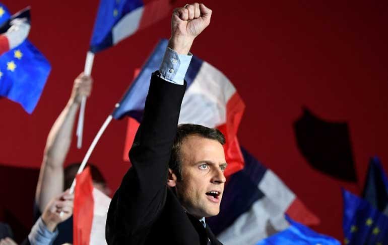 Pro Eu Emmanuel Macron Elected President Of France 2017 Modern Diplomacy