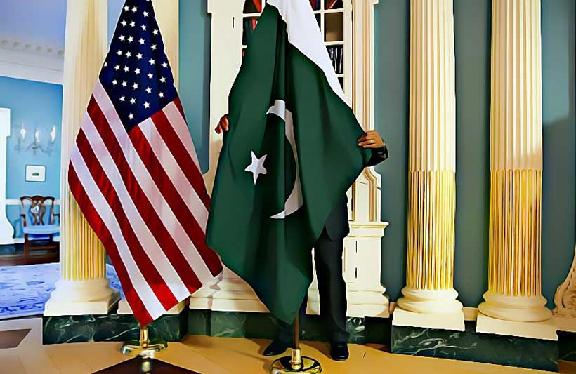 Pakistan has given USA  nothing but lies and deceit, tweets Donald Trump