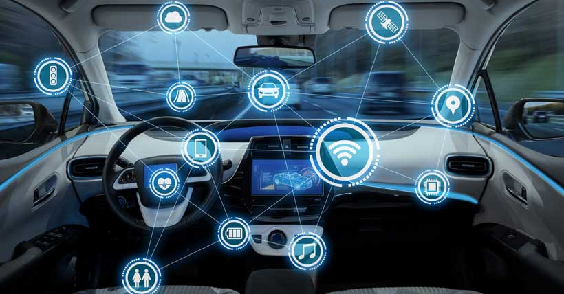 5 things to know about connected cars