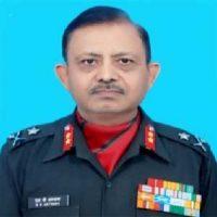 Gen. Shashi Asthana