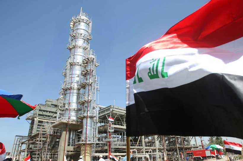 Iraq and two Chinese companies to build oil refinery in Fao