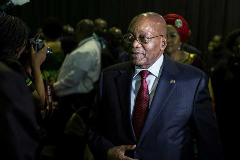 moderndiplomacy.eu: Former South African president is pursuing a treasonous strategy