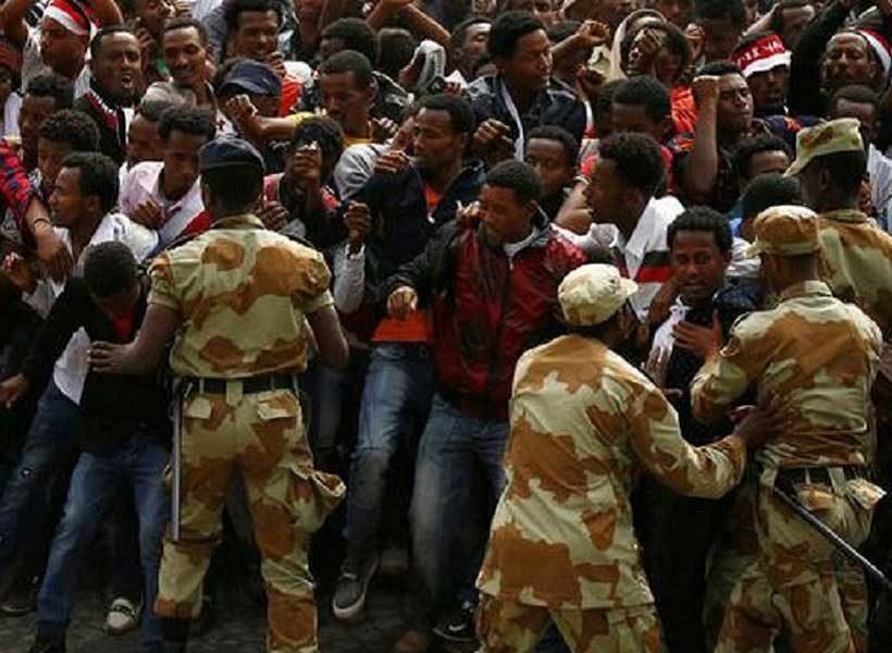 The Ethiopian Powder Keg Is a Regional Threat