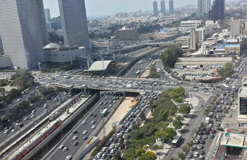 Izrael - Page 4 Telaviv