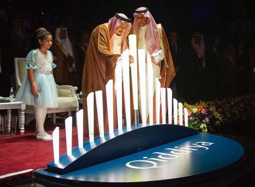 Formula E announces 10-year deal to race in Saudi Arabia