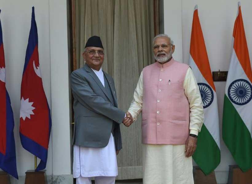 modi nepal