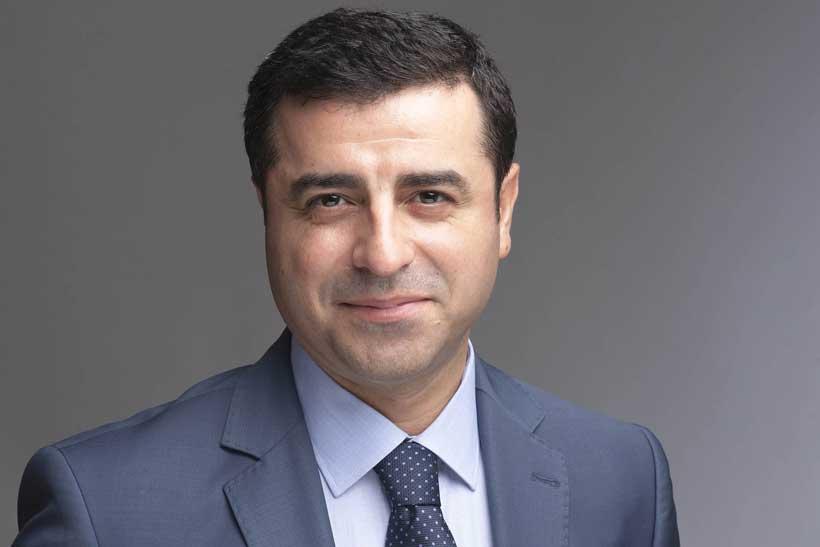 Bilderesultat for Selahattin Demirtas