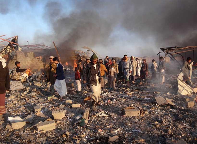 america s genocide in yemen starts tuesday modern diplomacy