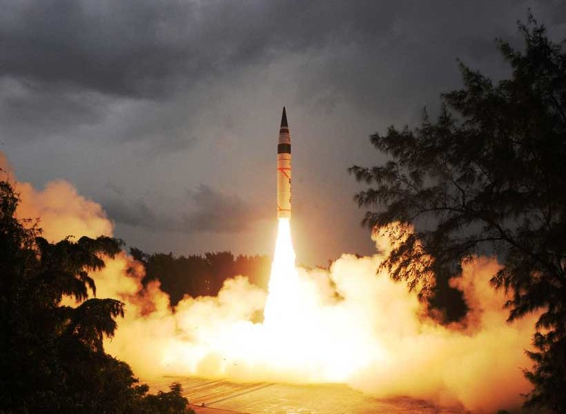 moderndiplomacy.eu: Test of Agni Prime Missile and India's Counterforce Temptations
