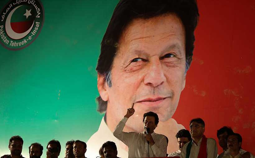 Will Imran Khan address issue of terrorism sponsored by Pak establishment?
