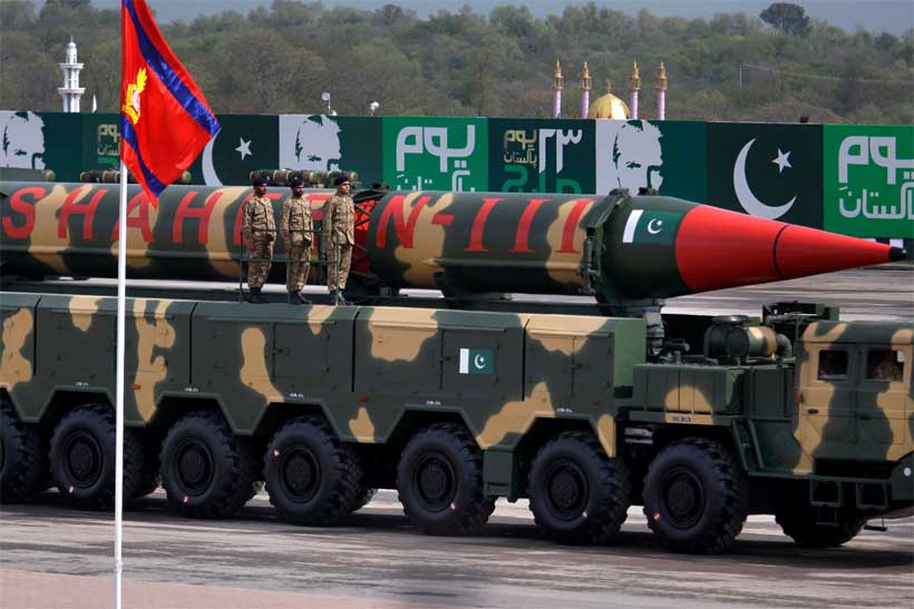 Significance of Pakistan's Tactical Nuclear Weapons - Modern Diplomacy