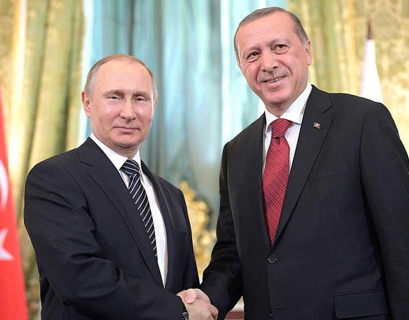 Putin erdogan sochi