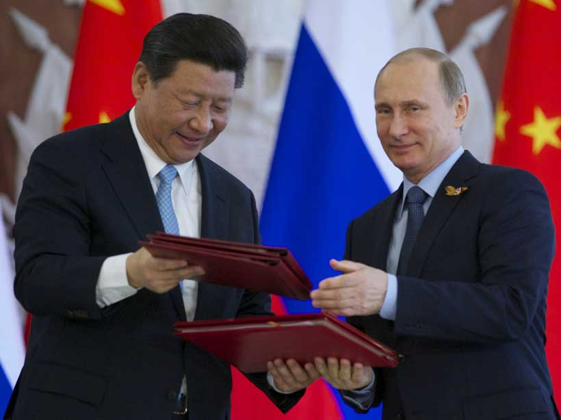 Russia and China: Union or Strategic Uncertainty? - Modern