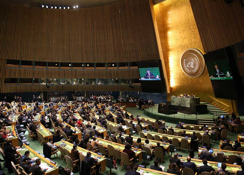 moderndiplomacy.eu: Ensuring Sustainable Development and Peace: Who in the UN is Against it?