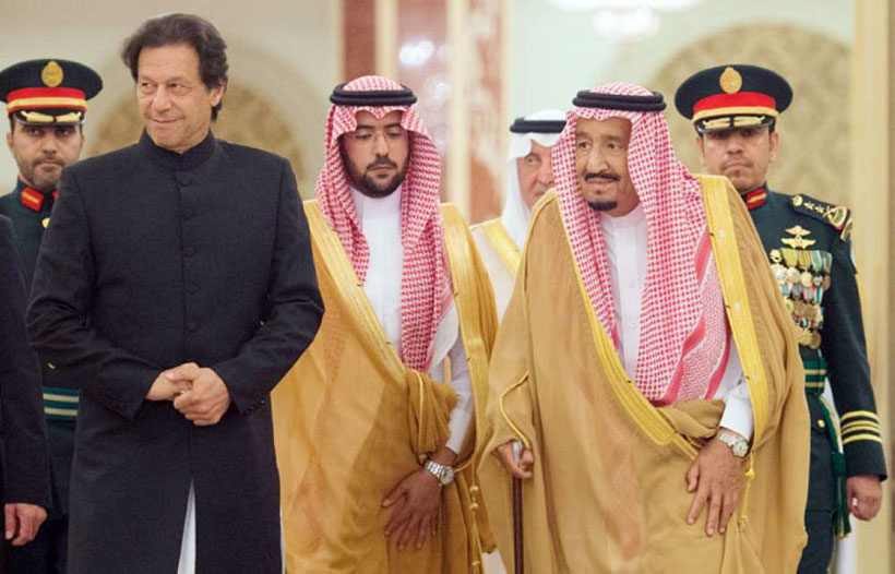 The Khashoggi Crisis: A blessing in disguise for Pakistan ...