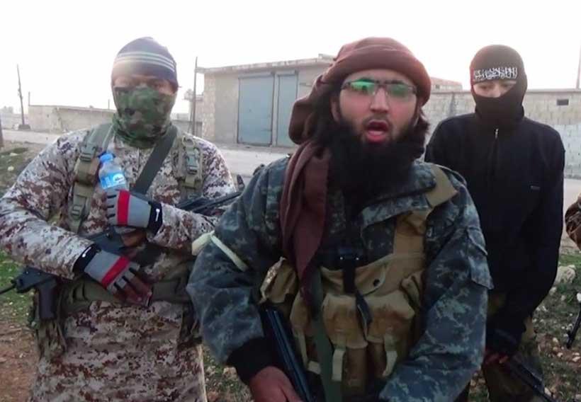 Central Asian Jihadists Between Turkey And Hayat Tahrir Al