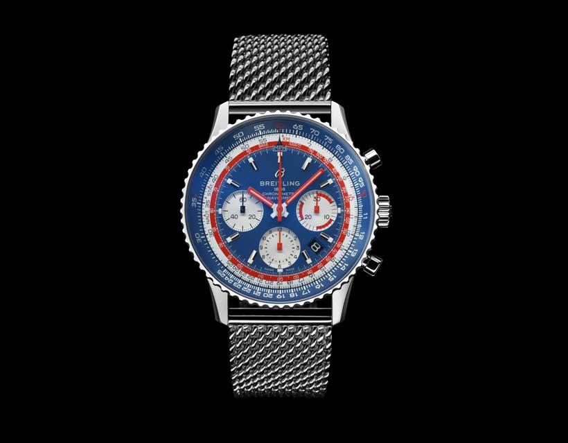 Breitling Navitimer 1 B01 Chronograph 43 Pan Am Edition - Modern ...