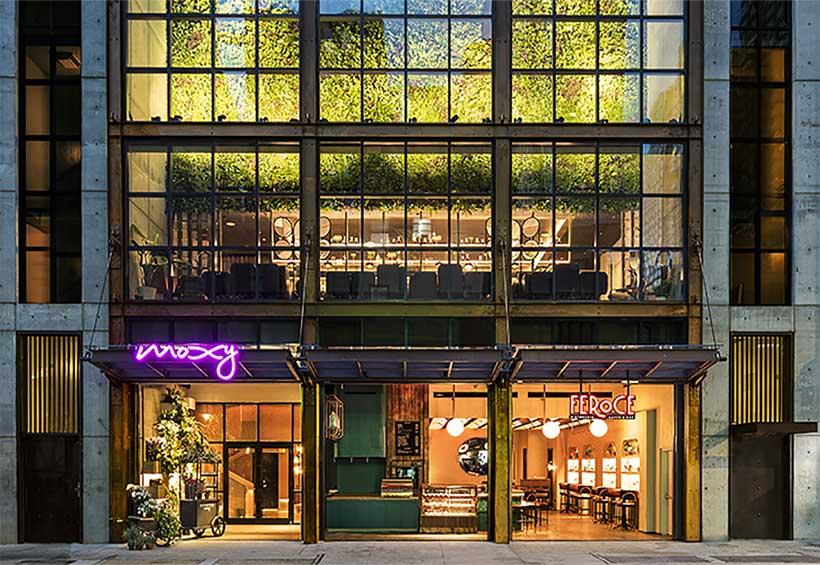 Guests Will Be Inspired At The New Toronto Marriott: New York's Moxy Chelsea Opens As The Flower District's New