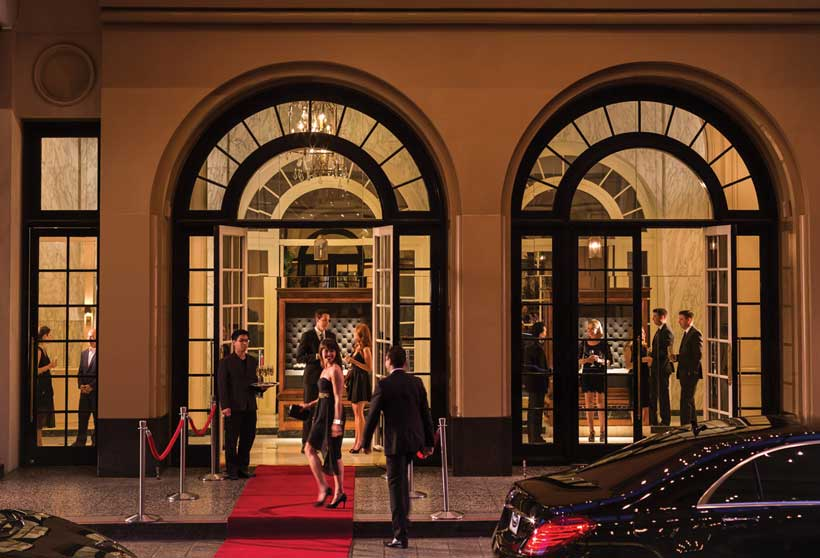 Luxury Meets Elevated Glamour For Events At Beverly
