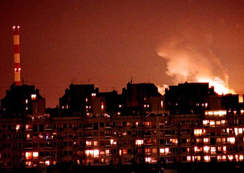 serbia nato bombing