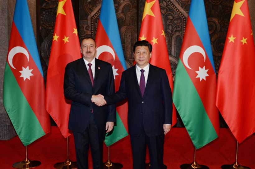 Image result for China in south Caucasus