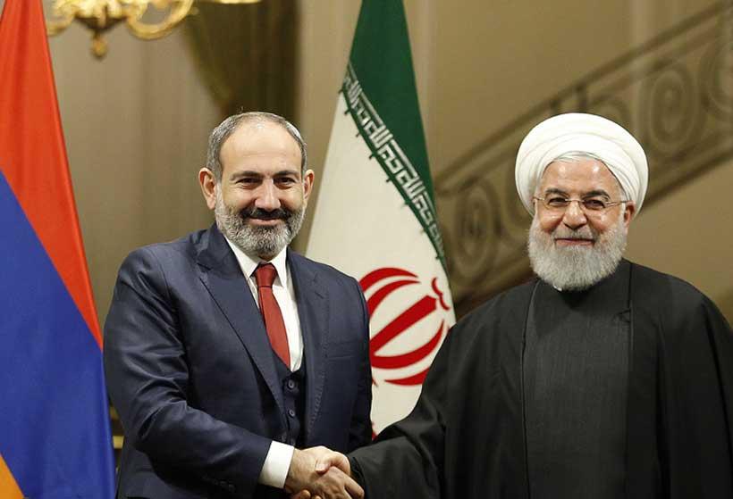 Armenia-Iran: Good neighbourly relations absolute necessity - Modern  Diplomacy