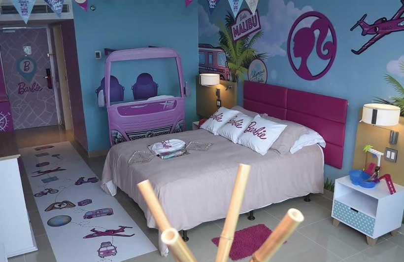 The Barbie Room Arrives At Hilton Cartagena Modern Diplomacy