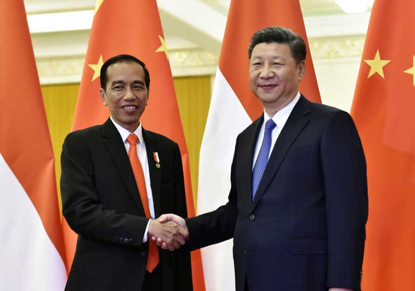 Image result for China Indonesia