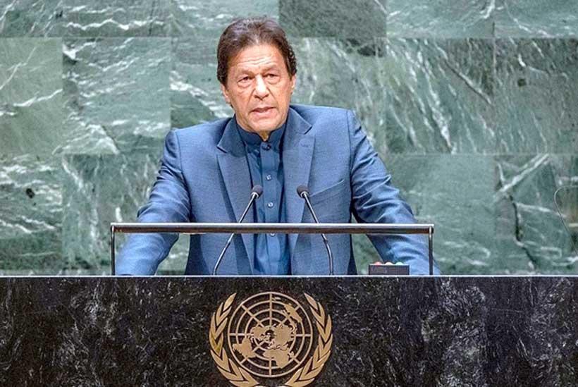 Imran Khan Speech in UN General Assembly and Kashmir Conundrum - Modern  Diplomacy