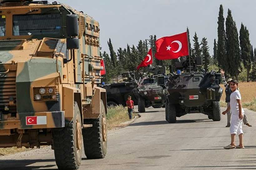 Turkey Faced With Revolt Among Its Syrian Proxies Over Libyan Incursion