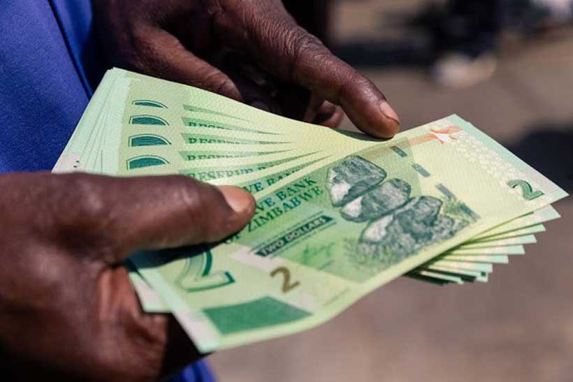 Currency Offers New Hope For Zimbabwe