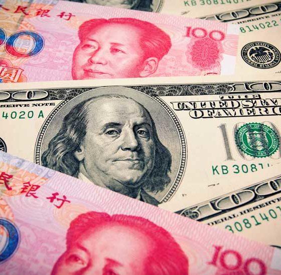 The Yuan Versus Dollar Showdown In