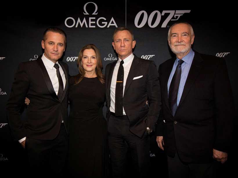 Celebrating The New James Bond Watch Modern Diplomacy