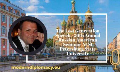 stpetersburg speech