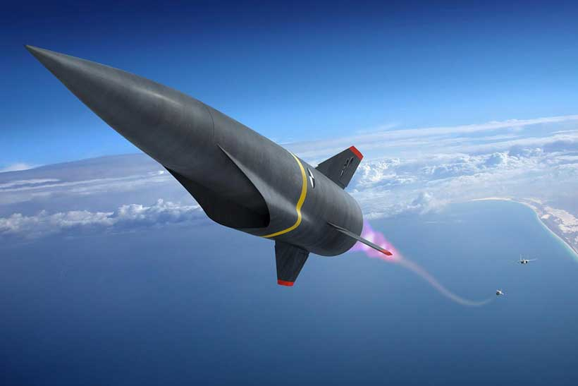 The Global Hypersonic Weapons Race and South Asia - Modern Diplomacy