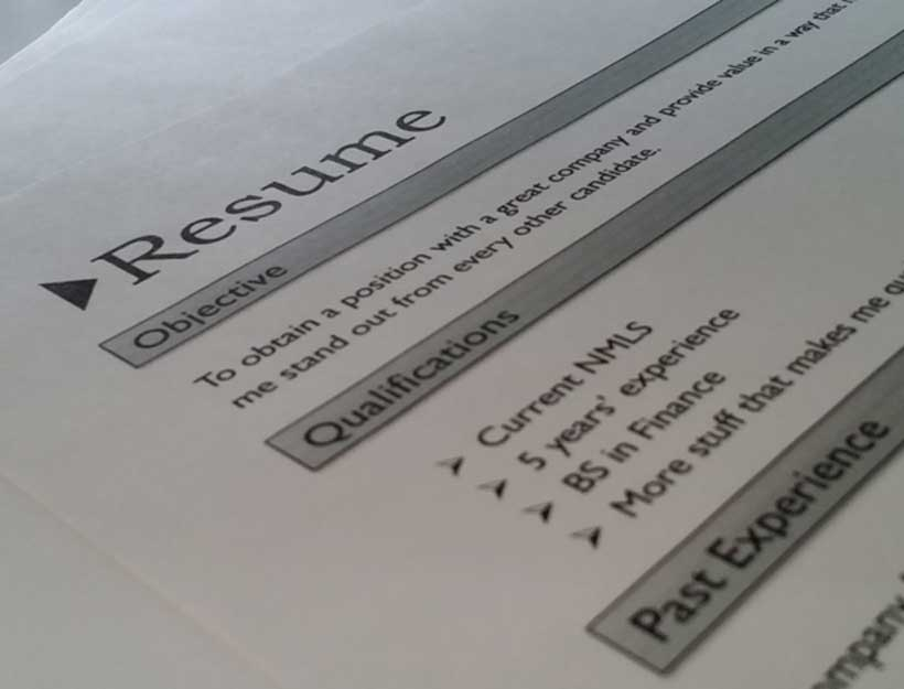 How Your Resume Should Look Like During Covid 19 Modern Diplomacy