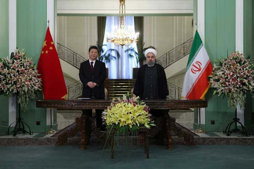 moderndiplomacy.eu: The China-Iran deal and the lack of transparency