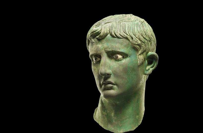 Agustus Caesar.'