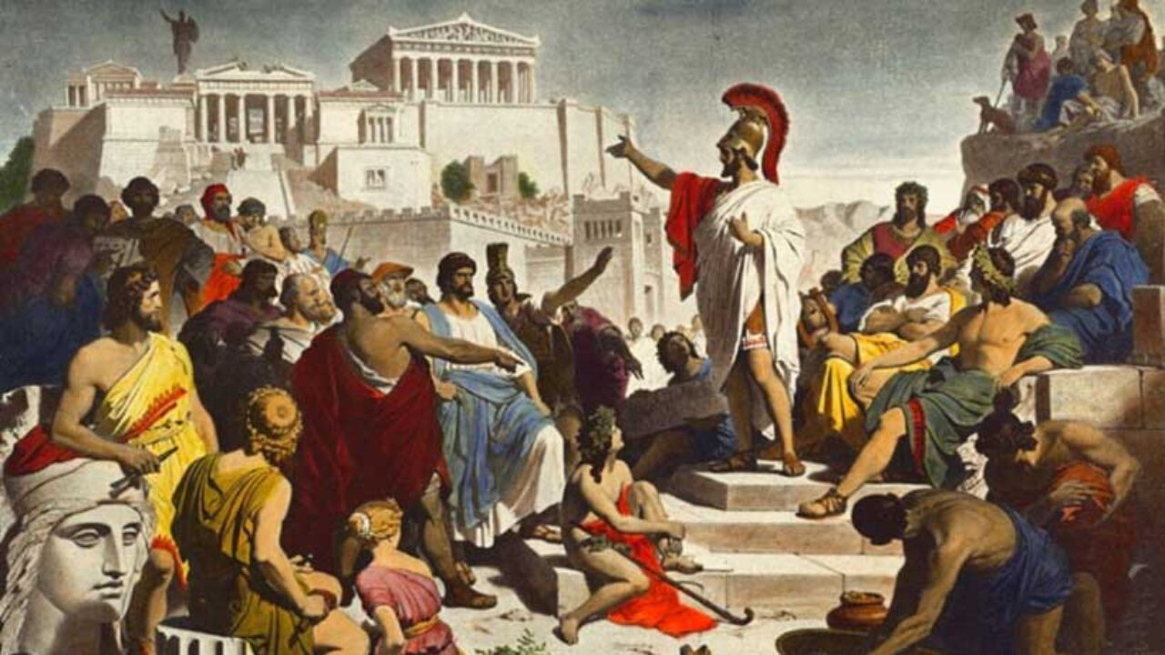 Why it is still important to study the Peloponnesian War in International  Relations - Modern Diplomacy