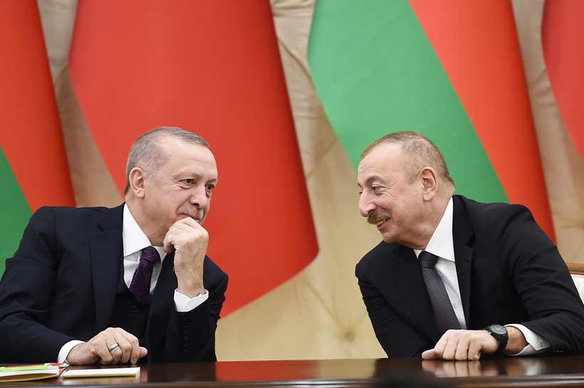 erdogan aliyev