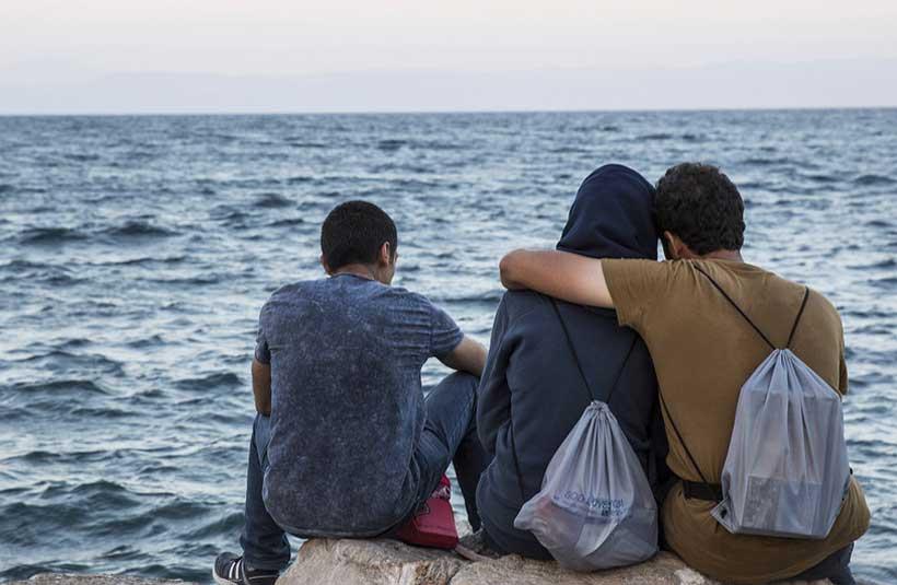 migrants refugees
