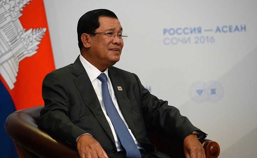 moderndiplomacy.eu: Cambodia's Hun Sen, Asia's longest-serving PM, continues to quell the Opposition