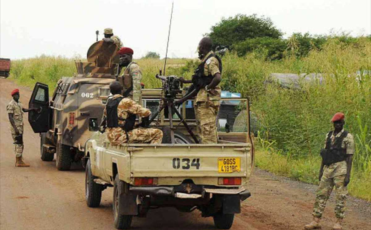 Resurgent: The Weaponry of IS West Africa