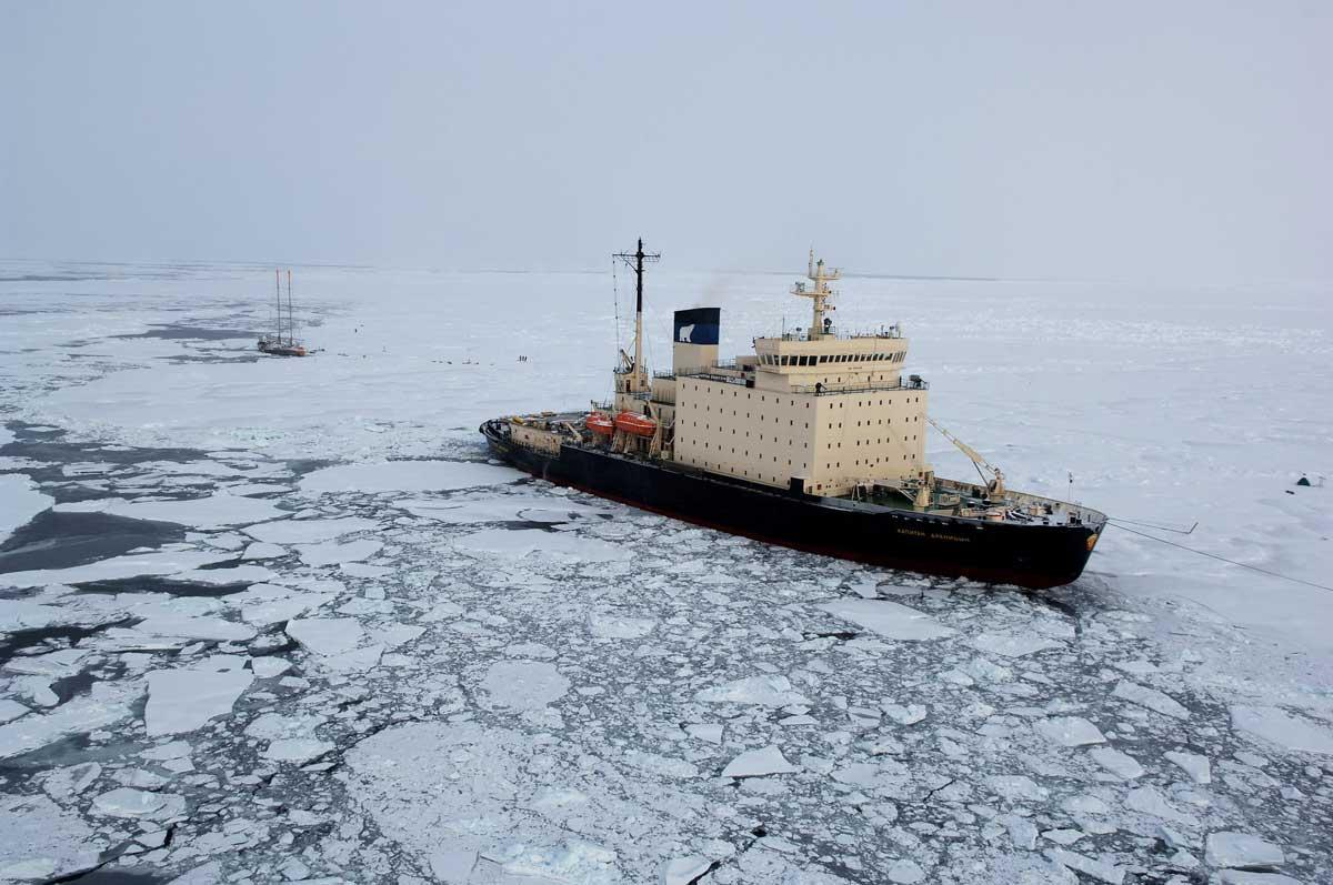 arctic silk road