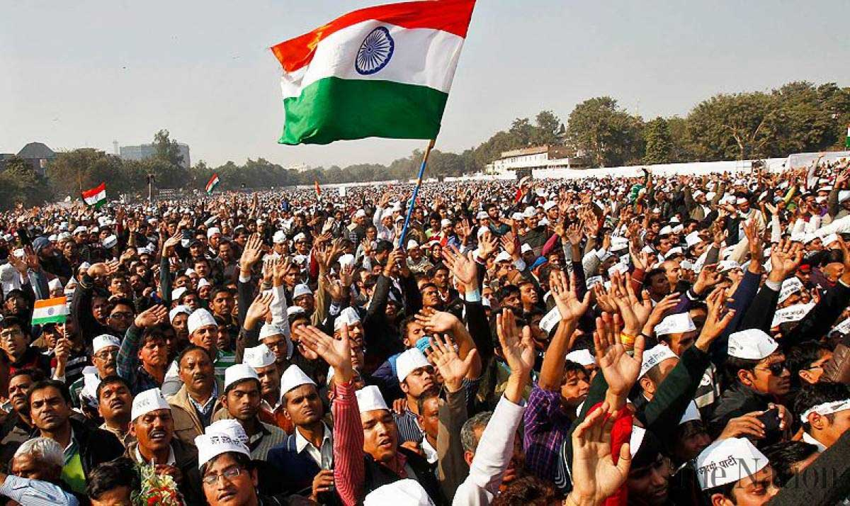 india democracy