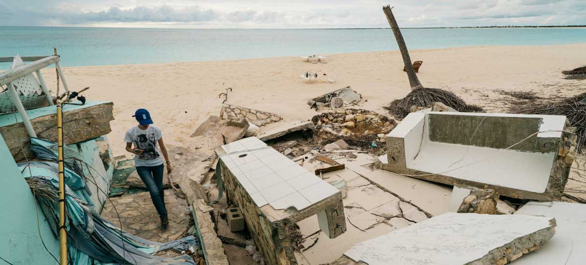 Sink or swim: Can island states survive the climate crisis? - Modern Diplomacy
